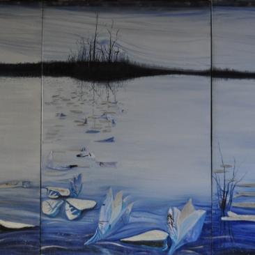 Emergence, 3 Panel