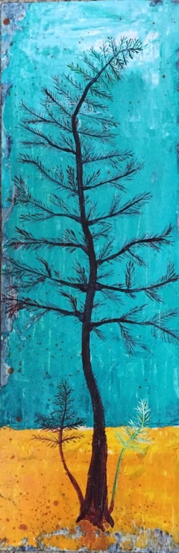Pine Blue SOLD