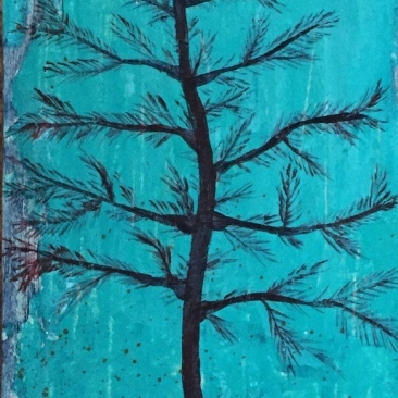 Pine Blue SOLD