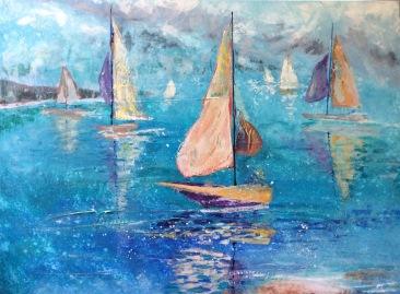 Tahoe Sailing