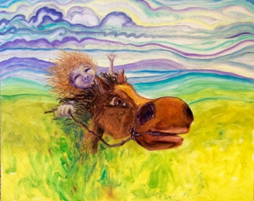 TTT Horse