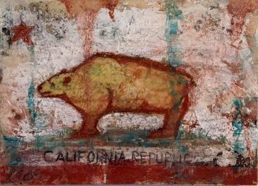 Cave Bear of the California Republic