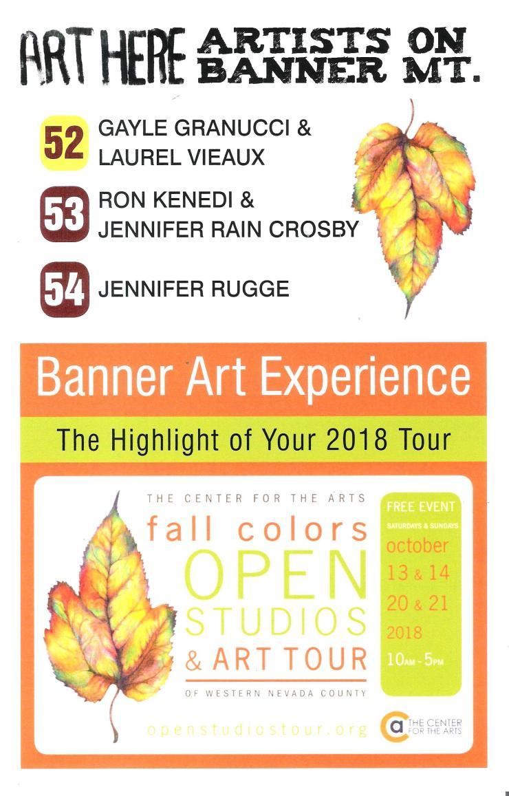 Banner Artists Tour
