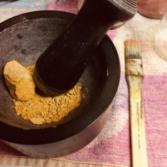 mixing minerals