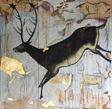 The Black Reindeer