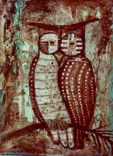 Cave Owl of the Ancients