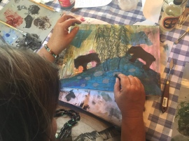 Earth Paints_workshop_bear